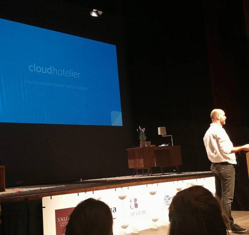 Presentamos CloudHotelier en Innovem 2017