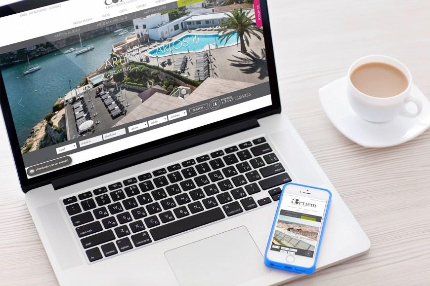 Caso de éxito: Aritem Hotels