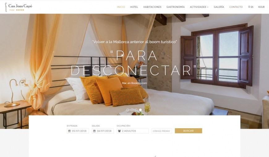 Cómo conseguir que la web de tu hotel sea user-friendly
